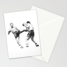 "Ramon ""The Diamond"" Dekkers Stationery Cards"