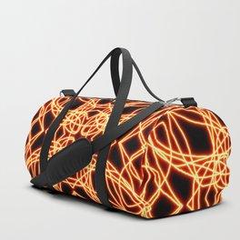Flaming Chaos 6 Duffle Bag