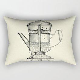 Coffee Urn-1890 Rectangular Pillow