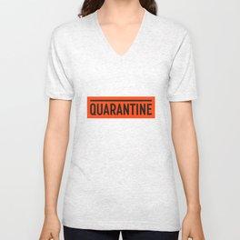 Quarantine Unisex V-Neck