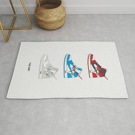 Off White x Jordan | The One | Fanmade Illustration Rug