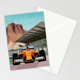 Formula 1 Stationery Cards