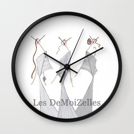 LOVELY DARLINGS Wall Clock