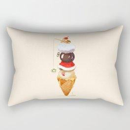 Scoop-A-Koopa Rectangular Pillow