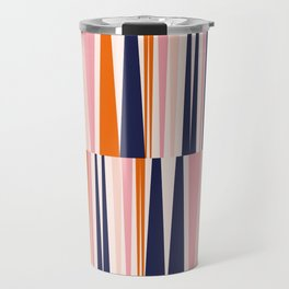 Beaching Pattern Travel Mug