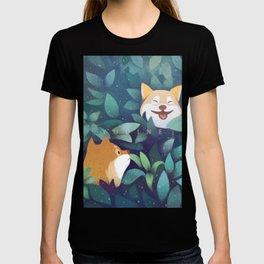 Leaf Doge T-shirt