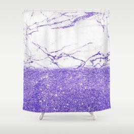 Ultra Violet Shower Curtain