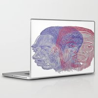 tupac Laptop & iPad Skins featuring You Got the Juice Now, Kid by Dazed N Amused