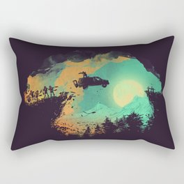 Leap of Faith Rectangular Pillow