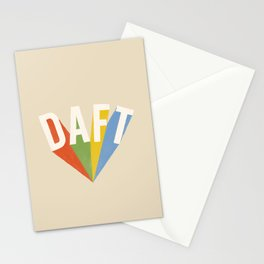 Letters : Daft Stationery Cards