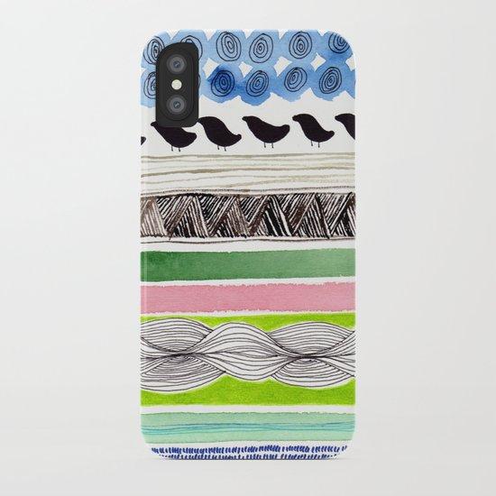 Pattern / Nr. 2 iPhone Case