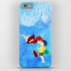 Ponyo and Sosuke iPhone 6s Plus Slim Case