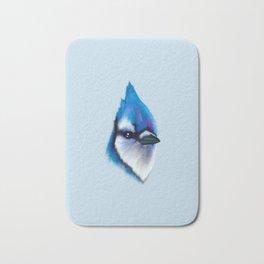 The Blue Jay Bath Mat