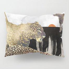 Minimal Leopards Pillow Sham