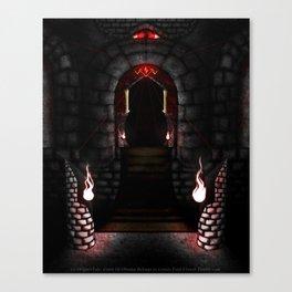 OTGOO: Within the Gates Canvas Print