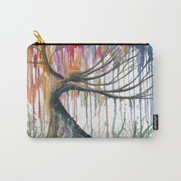 Raining Rainbows Carry-All Pouch