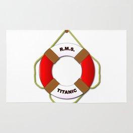 RMS Lifebelt Rug