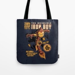THE INVINCIBLE IRON BOY Tote Bag