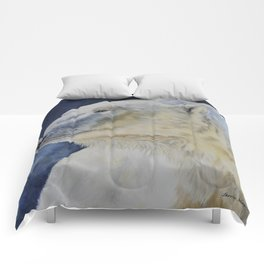 Aurora by Teresa Thompson Comforters