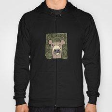 dack the bear Hoody