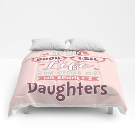 I am one of Mr Bennet´s Daughters Comforters