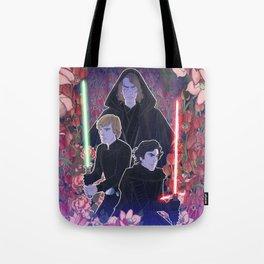 Sons of Skywalker Tote Bag