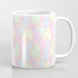 Pastel Penises Coffee Mug