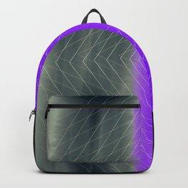 Diamond Effect Backpack