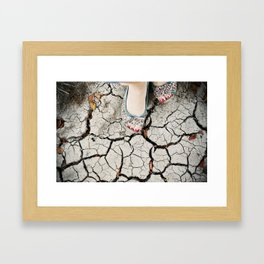 mar Framed Art Print