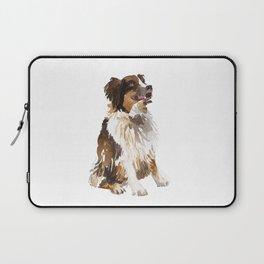 watercolor dog vol 6 bernese mountain dog Laptop Sleeve