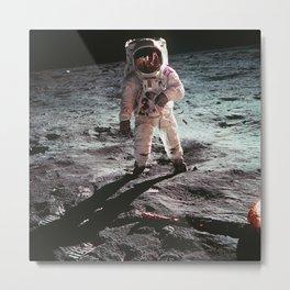 Moon landing 4 Metal Print