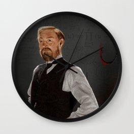 Moriarty lives Wall Clock