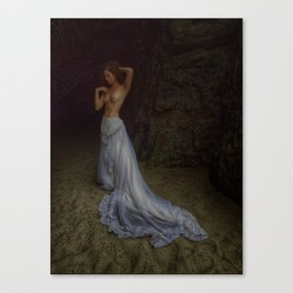 The Ascent Of Persephone Canvas Print