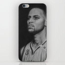 NBA Steph Curry iPhone Skin