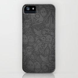 pesadillas iPhone Case
