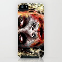 The Joker Painted iPhone Case