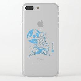 Amazing Kakashi Hatake Clear iPhone Case