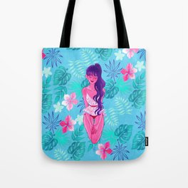 Pacific Coco - Tropical Bliss Tote Bag