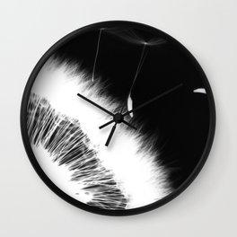 Intruder II Wall Clock