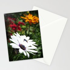 Flower Power 8 Stationery Cards