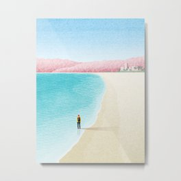 DREAM VACATION / California, US Metal Print