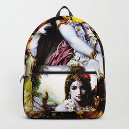 Hindu Krishna 3 Backpack