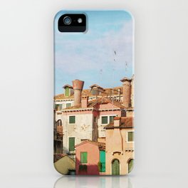 A Venetian View iPhone Case