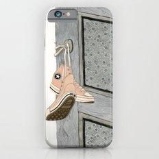 Pink Chucks Slim Case iPhone 6s