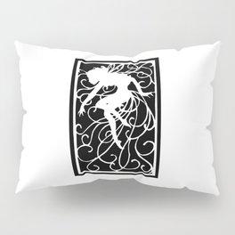 Fairy Silhouette Pillow Sham