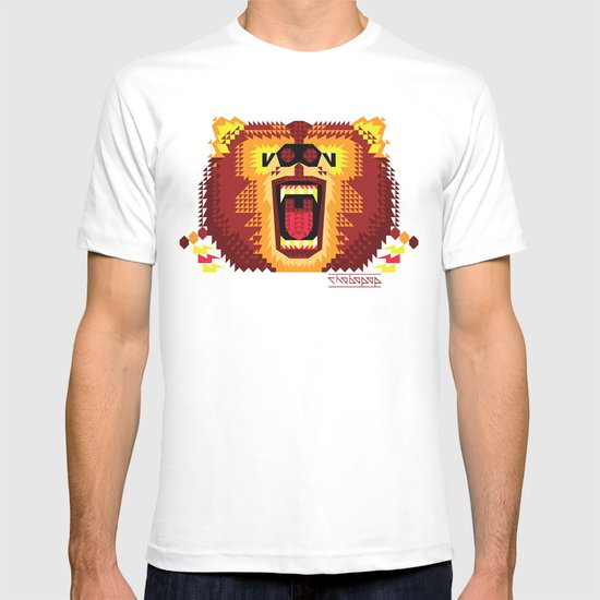 Geometric Bear 2012 T-shirt