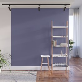 Dusty Purple, Solid Collection Wall Mural