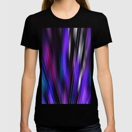 Re-Created  Feather ix by Robert S. Lee T-shirt