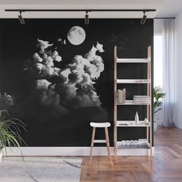 Cathedral of the Moon (Cloud series 20) Wall Mural