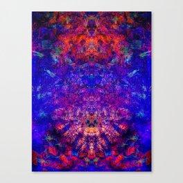 Love Portal to Jimi Hendrix Canvas Print